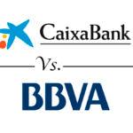 Comparativa de cuentas sin nómina: BBVA vs. CaixaBank