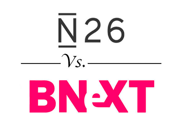 comparativa N26 bnext