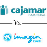 ¿Cuál es la mejor cuenta sin nómina? ImaginBank vs. Cajamar