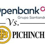 Comparativa de cuentas de ahorro: Openbank vs. Pichincha