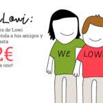 Cómo ganar hasta 160 euros con la tarifa de Internet y móvil de Lowi