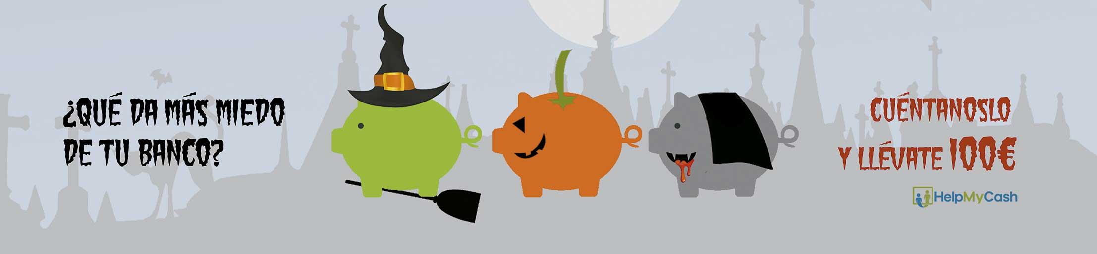 sorteo halloween helpmycash