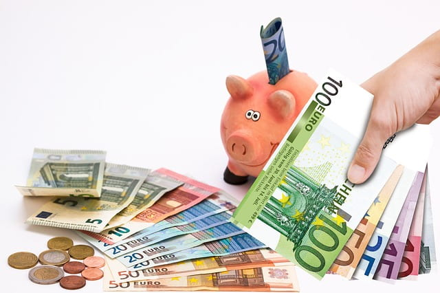 financiar compras