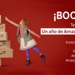 Vodafone regala la suscripción a Amazon Prime por Navidad