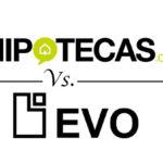Comparativa de hipotecas online: Hipotecas.com vs. EVO Banco