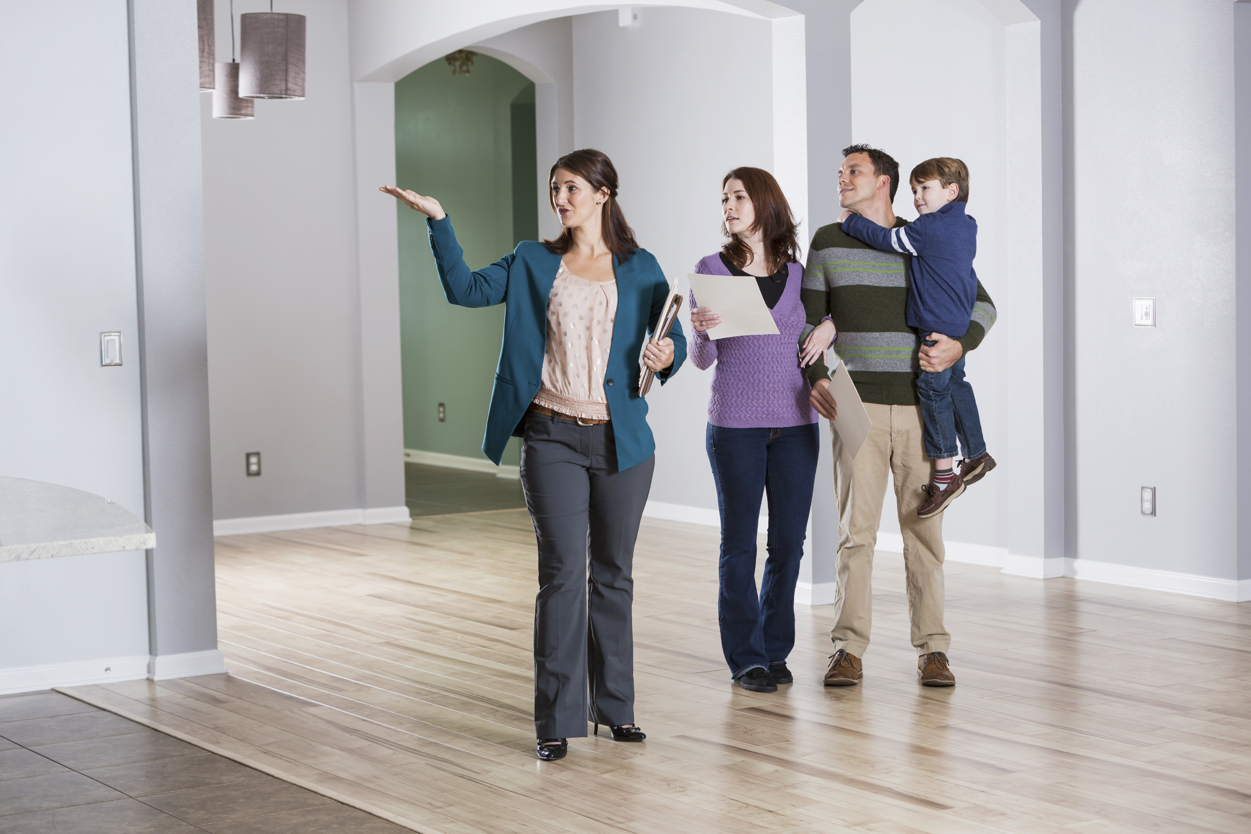 pasos para enseñar un piso para vender