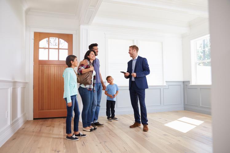 como enseñar una casa para vender