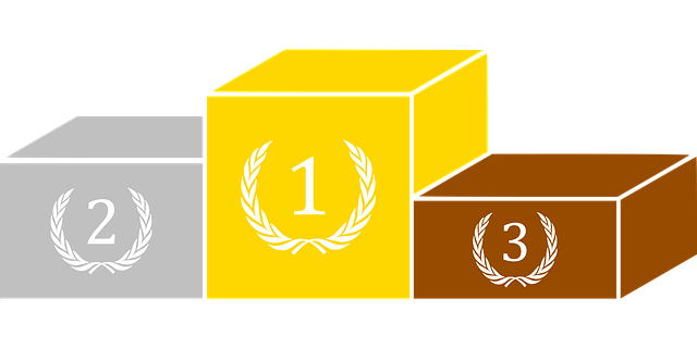 podium de las tres mejores hipotecas fijas del mercado