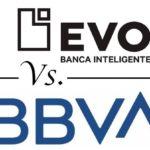 Comparativa cuentas bancarias online: BBVA vs. Evo Banco
