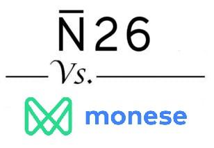n26 vs monese