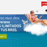 El verano de Vodafone: 5G, descuentos y megas gratis