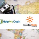HelpMyCash.com habla en RTVA sobre los trucos para usar las tarjetas en el extranjero y evitar comisiones