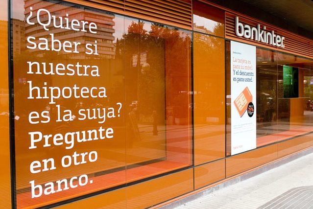 Condiciones de las hipotecas de Bankinter