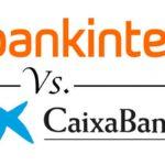 Comparativa cuenta pensión: Bankinter vs CaixaBank