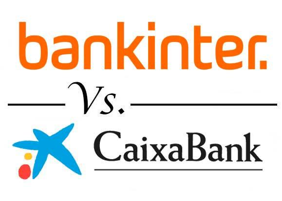 bankinter vs caixabank