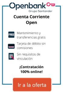 cuenta openbank