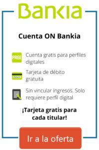 Cuenta bankia