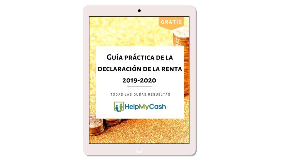 Guía de la declaración de la renta 2019: cómo consultar el borrador por Internet paso a paso