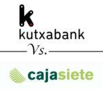 Comparativa de hipotecas para jóvenes: Kutxabank vs. Cajasiete