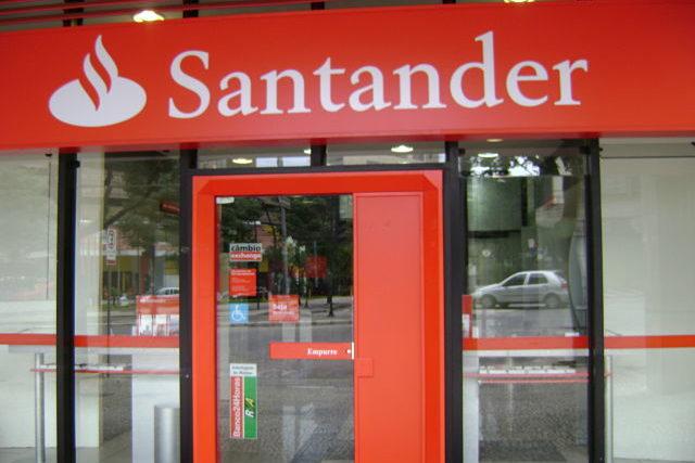 Hipotecas de hasta el 95% de Banco Santander