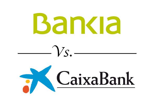 Hipotecas fijas de Bankia y CaixaBank
