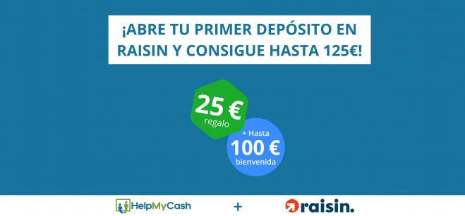 promocion raisin helpmycash