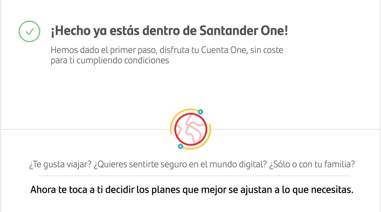 Santander One