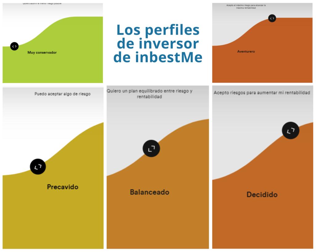 Planes de pensiones - perfiles de inversor - paso 2 de inbestMe
