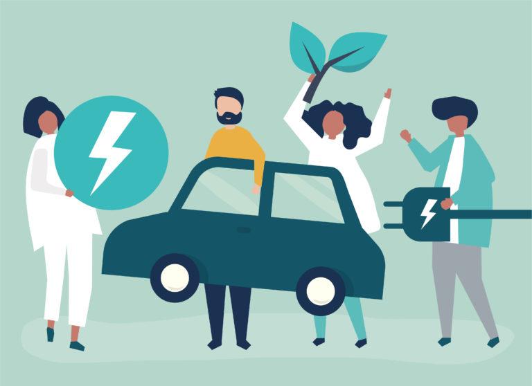 comprar coche electrico financiado