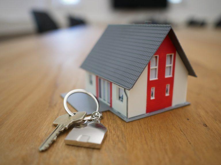 Casa para comparar hipotecas.