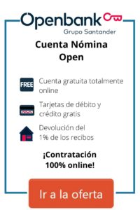 openbank nómina