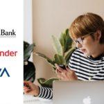 CaixaBank, Santander o BBVA: ¿en cuál es más caro abrir una cuenta?