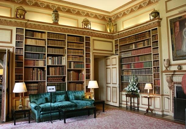 financiar biblioteca privada