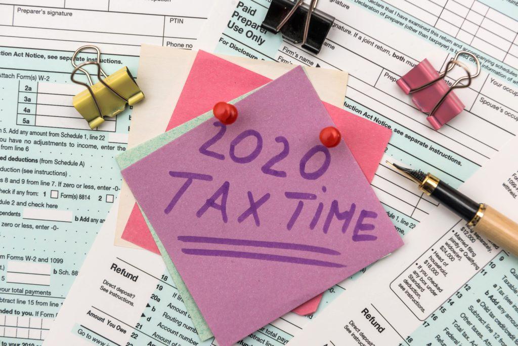 renta 2020 IRPF venta vivienda pedir cita previa