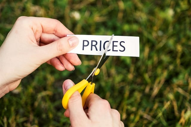 Rebajas en hipotecas variables