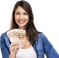 Conseguir crédito en dos pasos